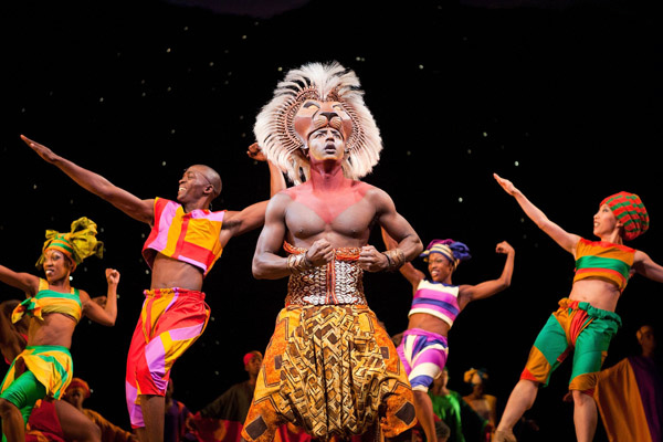 Musical Singapore Lion King The Lion King Musical Live in