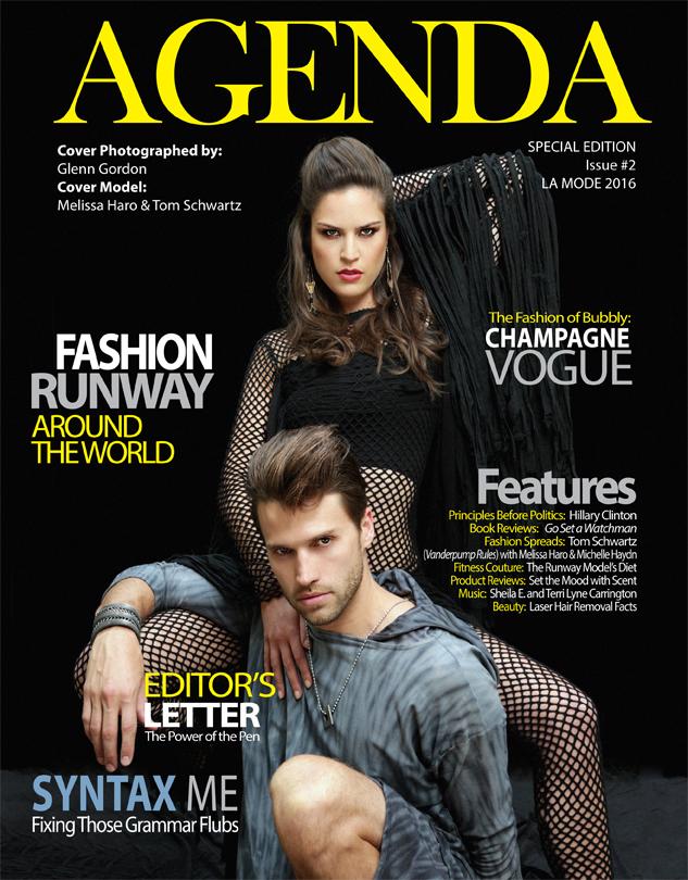 "AGENDA SPECIAL edition 2 - ""La Mode 2016"""