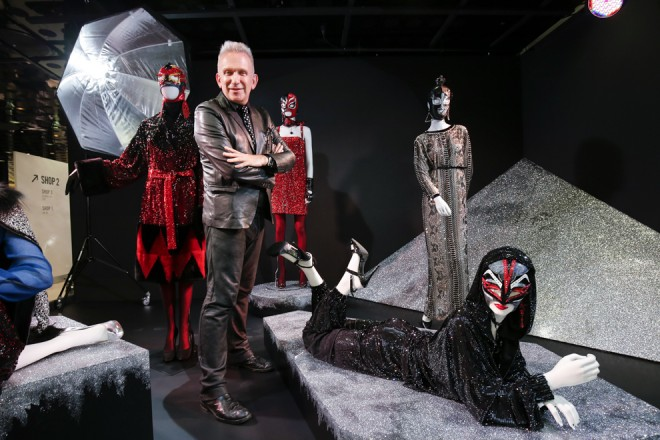 Jean-Paul Gaultier in Innsbrook