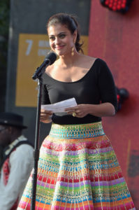 Actress Kajol Devgan