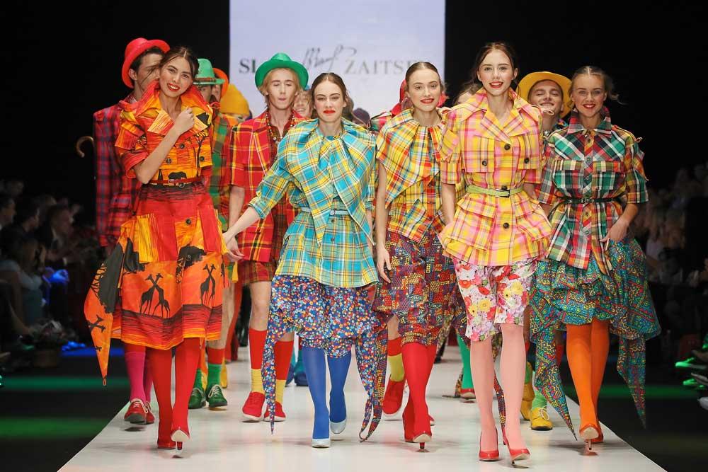 Moscow Fashion Week - Mercedes Benz Fashion Week 2016