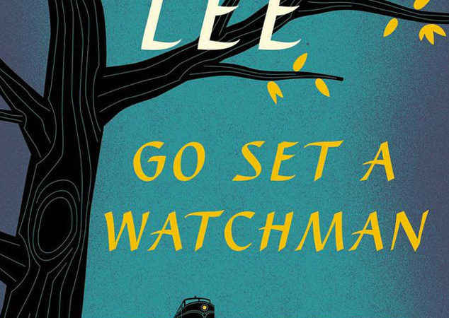 Book Cover GO SET A WATCHMAN by Harper Lee