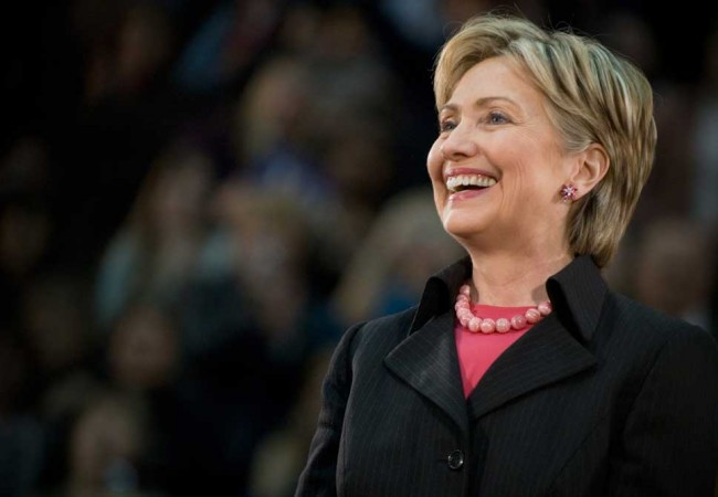 3/11/08 - Philadelphia, PA Hillary Clinton - Presidential hopeful (c) Americanspirit | Dreamstime.com