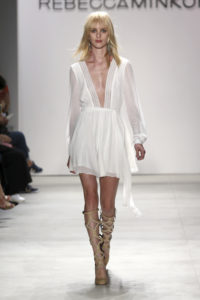 TRESemme at Rebecca Minkoff (Photo by Neilson Barnard)