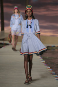 Tommy Hilfiger Women's Spring 2016 (Photo by Randy Brooke)