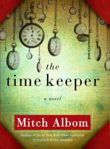 the-time-keeper-book-cover-by-mitch-albom-reviewed-by-lee-peoples