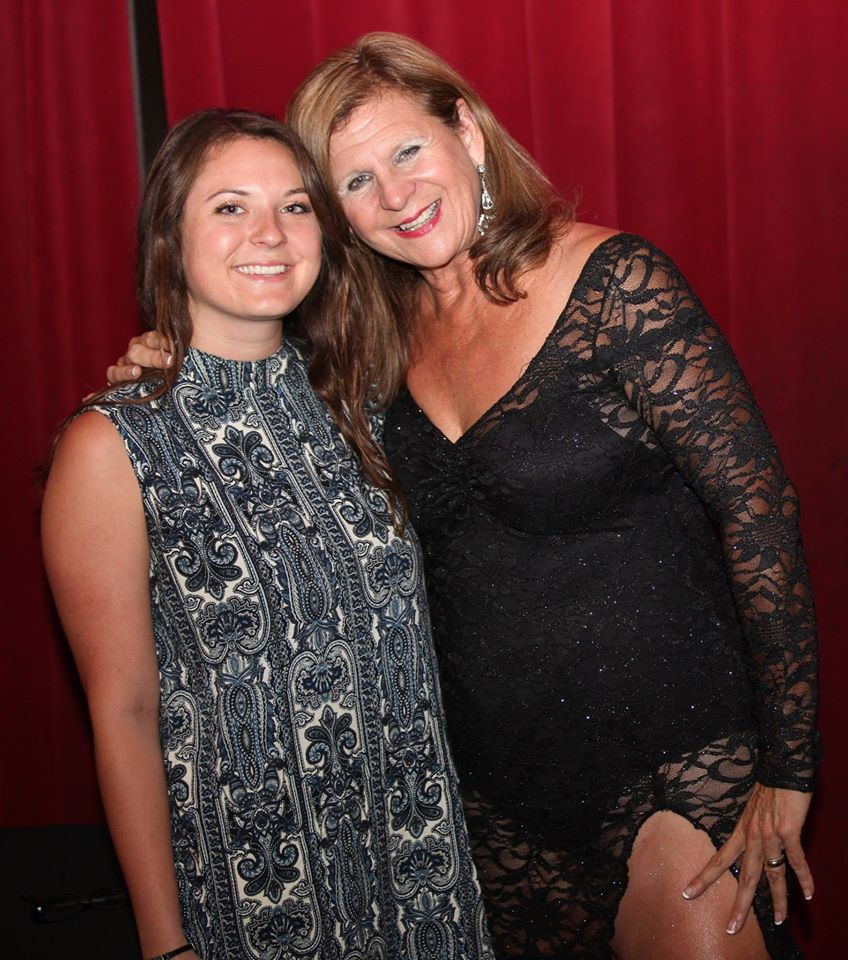 Sheryl-Aronson-with-Daughter-Claire-at-Book-Launch