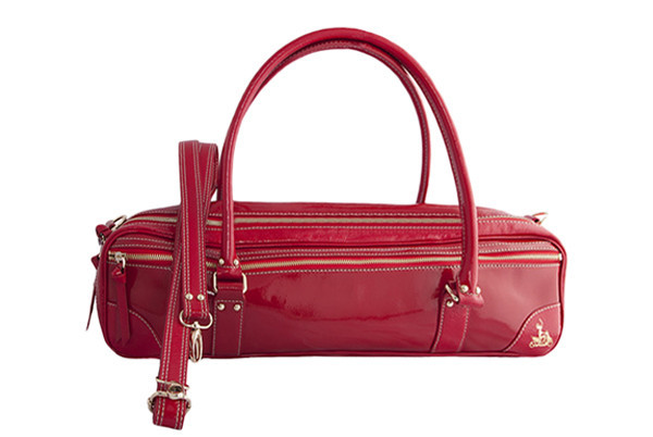 fluterscooter_red_patent_leather_bag