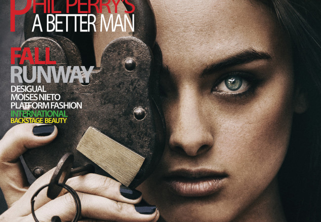 AGENDA November 2017 Features Phil Perry, Rihanna's Fenty, Fashion from Spain, and More!