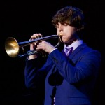 Trumpeter Joey Curreri (Photo: Sheryl Aronson)