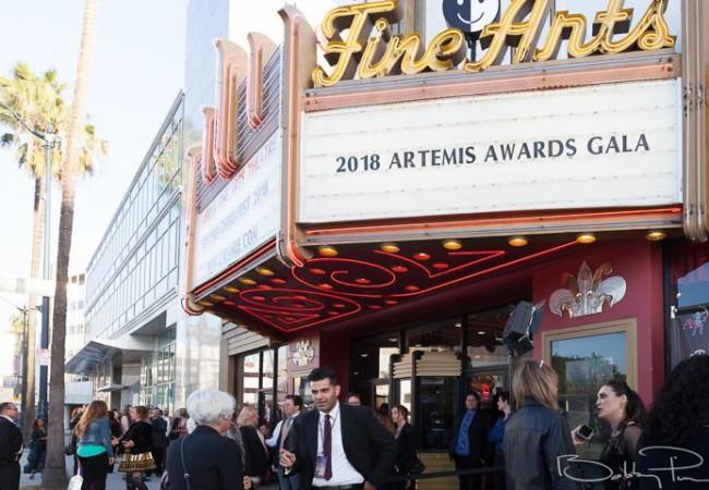 The Artemis Women In Action Film Festival Awards Gala 2018